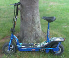 Ezip Electric Scooter e400 Moped Cycle Motorized Bike 24V