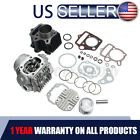 Cylinder Head Piston Engine Rebuild Kit For Honda ATC70 CRF70 CT70 TRX70 70CC