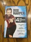 Bob Harper 4 DVD Workout Set 2012 LN Sealed Total Trainer Plus Weight Loss