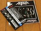 / Rare First Press Version With Obi Anthrax Armed And Dangerous Joey Belladona