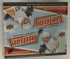 2010-11 Upper Deck Victory Hockey Hobby Box Factory Sealed 36 Pack