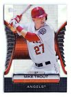 MIKE TROUT 2012 TOPPS - GOLDEN MOMENTS CHROME DIE CUT GMDC-77 - RARE - RC