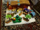 Fisher Price Little People Christmas Story Nativity playset 21 pieces