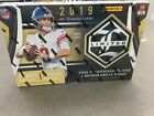 2019 PANINI LIMITED FOOTBALL FACTORY SEALED HOBBY BOX WITH 3 HITS INSIDE