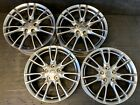 Infiniti G35 G37 I30 I35 IPL J30 M35 M37 M45 M56 Wheels Rims + Caps 18 stagger