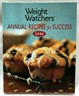 WEIGHT WATCHERS COOKBOOK HARDCOVER Recipes for Success 2006 Annual Series