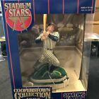 1997 STARTING LINEUP STADIUM STARS COOPERSTOWN COLLECTION BABE RUTH - new