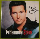 ** Signed / Autographed ** - Steam by Ty Herndon (CD, Nov-1999, Epic)