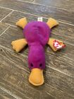 PATTI THE PLATYPUS 1 OF ORIGINAL 9 BEANIE BABIES FROM 1993