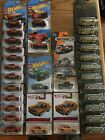 Lot Of 31 Cars Datsun And Momo 29 Datsuns Including Flying Customs And Legends