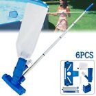 Swimming Pool Vacuum Cleaner Brush Cleaner Tool Detachable Cleaning Tool