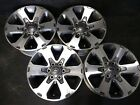 4 Ford F 150 F150 Expedition Lincoln Navigator LT Wheels Rims + Caps 18