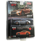 MINI GT MGT00116 BENTLEY CONTINENTAL GT 1 64 DIECAST MODEL CAR Chase