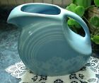 Fiestaware Periwinkle Blue Large Disc Pitcher 7 1/4