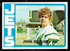 John Riggins Cards, Rookie Card and Autographed Memorabilia Guide 14