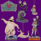 Collection of Disney Traditions Nightmare Before Christmas NBC Figurines New