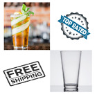 24 Pack 16 oz Restaurant Bar Clear Pint Glass Beer Glass Mixing Round Glasses