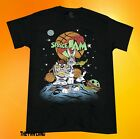 New Space Jam Tune Squad Looney Tunes Black Bugs Bunny Mens T Shirt