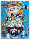 Takashi Murakami Poster Print Tan Tan Bo Wall Art Decor Various Sizes
