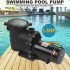 15 Hp Self Priming Swimming Pool Pump Dual voltage In Ground Above Ground A++