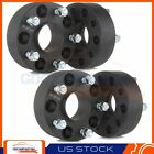 4 2 Hubcentric Wheel Spacers 5x5 Fits Jeep Wrangler JK Jeep Grand Cherokee
