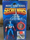 Marvel Super Heroes Secret Wars Captain America Sealed New 1984 Mattel