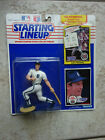 1990 Baseball Starting Lineup, Alan Trammell, Sealed