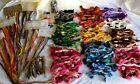Lot of 379 Embroidery Floss Cross Stitch Cotton Thread Sewing Skeins