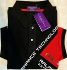Polo Ralph Lauren Men Custom Fit Black Red Purple Tag Free shipping