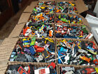 Huge Lot Toy Cars Trucks Hot Wheels Matchbox Etc Medium Flat Rate Box FULL