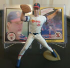 Jim Abbott 1990 Starting Lineup SLU Figurine w/ Cards Angels