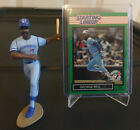 George Bell 1989 Starting Lineup SLU Blue Jays