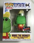 Funko Pop AD Icons Pez #64 Mimic The Monkey NYCC Limited Edition Sticker
