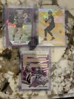 Panini DREW BREES Football Cards Lot #SB-DB3 #159 #192 All Numbered 75 and 199