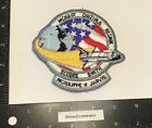Vtg CHALLENGER Space Shuttle MISSION Patch Disaster 1986 RARE