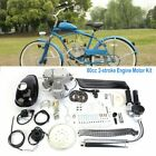 New 50cc 2 Stroke Cycle Bike Engine Motor Petrol Gas Kit For Motorized Bicycle