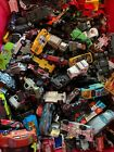 Huge lot 140 Used Matchbox Hot Wheels  Other Brands Cars Trucks Flat Rate Box