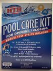 NIB HTH All in One Pool Care Kit for Opening and Closing Swimming Pools