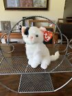 Ty Original Retired 2004 Delilah The Cat Beanie Baby, 8 Inch, Mint W/Mint tags