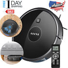 2020 GOOVI Smart Robot Vacuum Cleaner Auto Cleaning Microfiber Mop Floor Sweeper