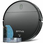 GOOVI Robot Vacuum Cleaner Automatic Smart Mapping Robotic for Floors  Carpets
