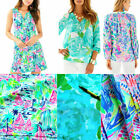 Authentic Lilly Pulitzer Pure CDC Silk Fabric By the Yard