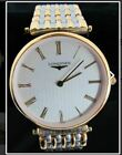 Longines LaGrand Classique Mother of Pearl Two Tone 33mm Ladies Watch