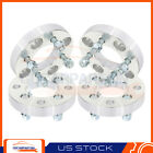 4 1 25mm Wheel Spacers Adapters 4x1143 to 4x100 Fits Honda Accord Acura TL