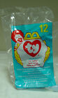 TY - Teenie Beanie Baby - Peanut the Elephant - #12 in the set  New and unopened