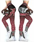 Alabama Crimson Tide Small to 2X-Large Women's Leggings #1