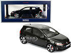 2013 VOLKSWAGEN GOLF GTI BLACK 1 18 DIECAST MODEL CAR BY NOREV 188550