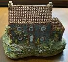 Lilliput Lane Bay View Cottage Miniature Handmade United Kingdom