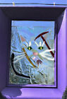 Cat Stained Glass Mosaic Suncatcher