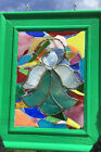 Angel Stained Glass Mosaic Suncatcher